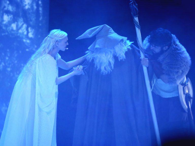 """alt """"la Reine des Neiges, la suite des aventures"""""""