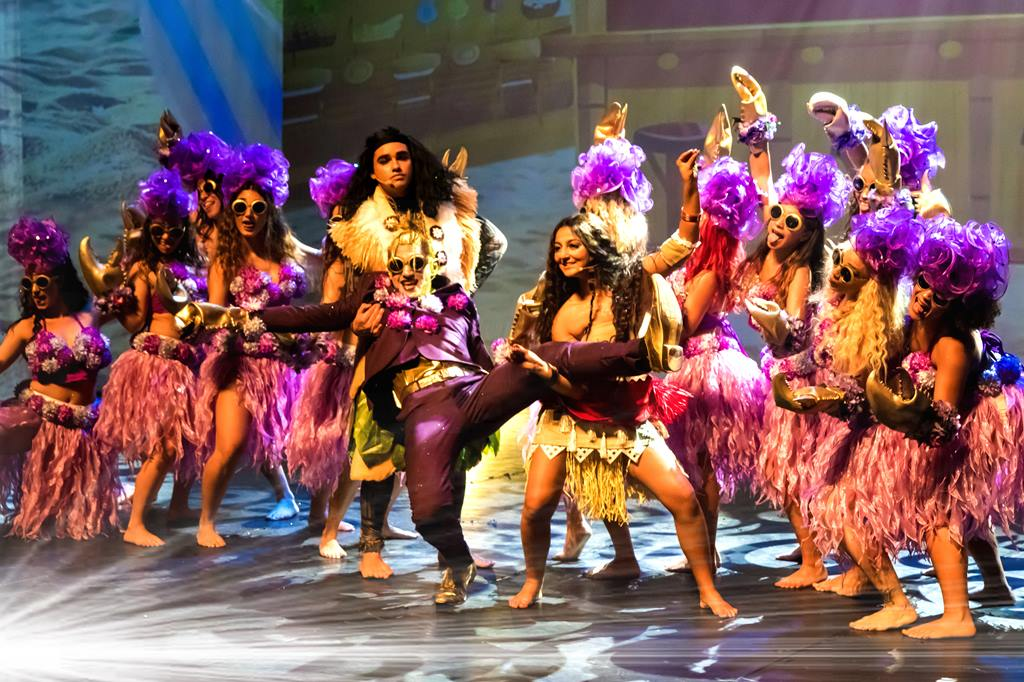 la légende tahitienne